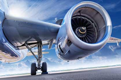 Aeronautic industry