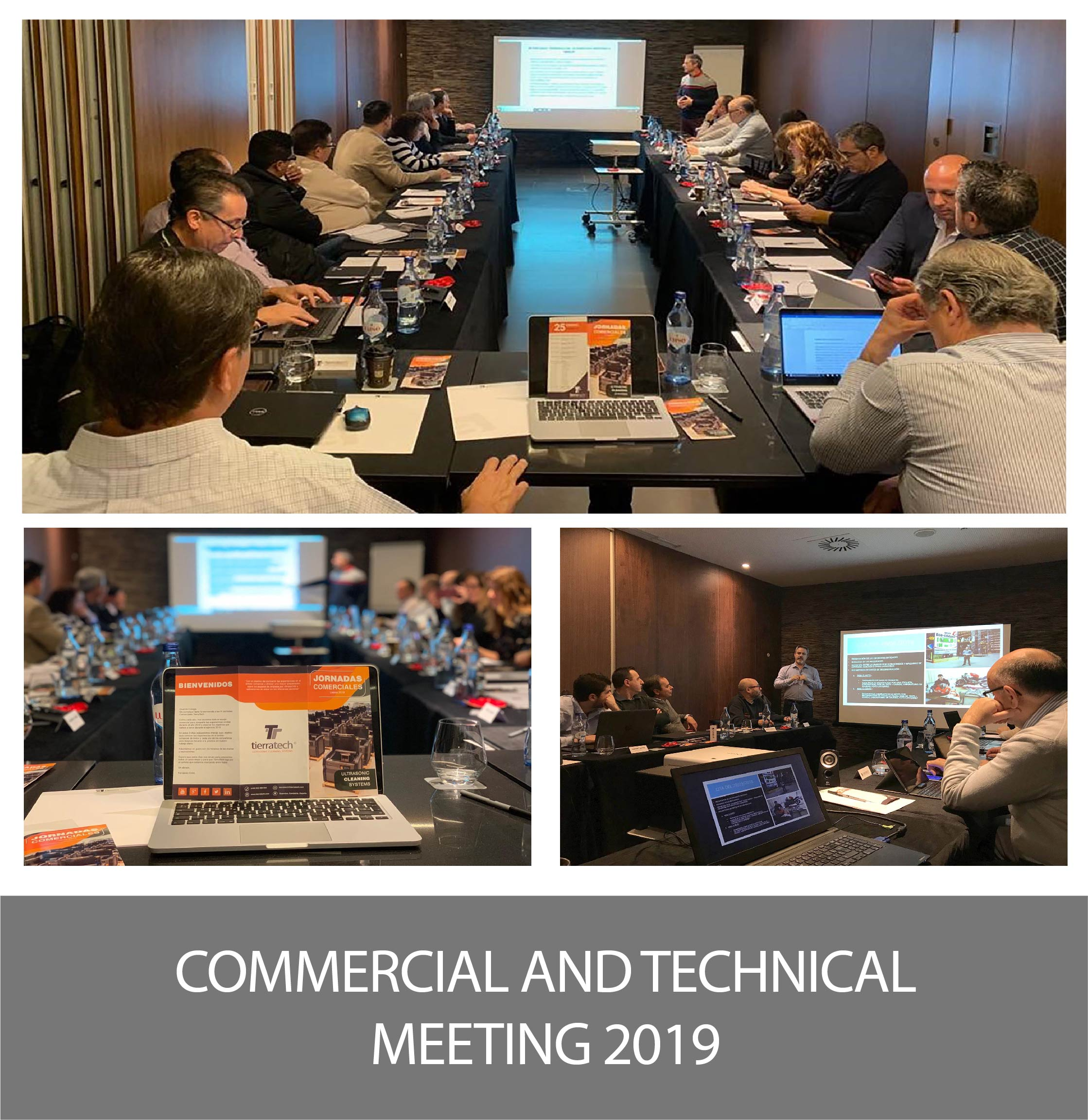 Commercial and Technical Meeting 2019