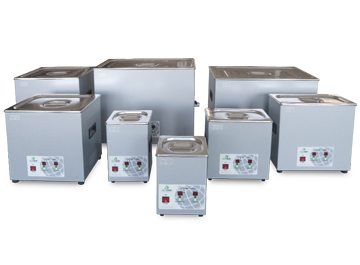 Ultrasonic Cleaners for small parts, laboratory, medical, dental industry