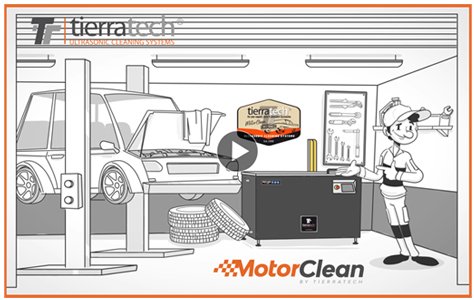 MotorClean-Tierratech Automotive Industry