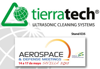 AEROSPACE & DEFENSE MEETINGS. SEVILLA 2012