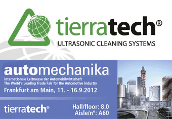 One more year Tierra Tech will attend Automechanika World